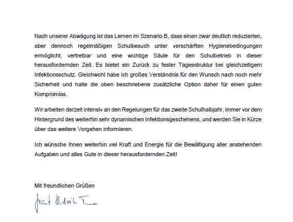 Ministerbrief 20.01.21 2